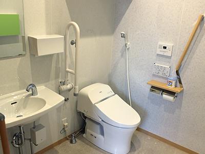 【画像】トイレ(バリアフリー)